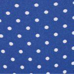 Estampado Azul Puntos Blancos
